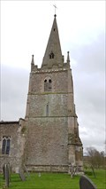 Image for Bell Tower - All Saints - Peatling Magna, Leicestershire