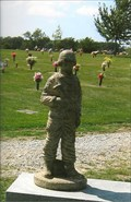 Image for U.S. Army Paratrooper - Fulton, MO