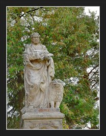 Saint Mark the Evangelist (Svatý evangelista Marek) - Staré Ždánice