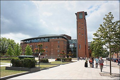 C A B Stratford Upon Avon RSC/RST Main House, Stratford upon Avon. UK - Live Stage Theaters on ...