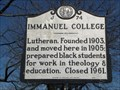 Image for Immanuel College   J-74