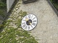 Image for Bürgerspitalkirche St. Blasius Clock - Salzburg, Austria