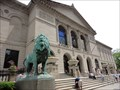Image for The Art Institute Of Chicago Have Cubs Fever  -  Chicago, IL