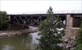 Image for Railroad Bridge over the River Rouge - Ontario, Canada