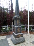 Image for Cenotaph - Clarendon, SA, Australia
