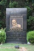 Image for Rev. Hosea Williams, Sr. -- Civil Rights Memorial Park, Selma AL