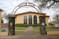 Image for Gateway Arch - 1926 - Queen of the Holy Rosary Catholic Church, Hostyn TX