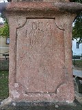 Image for 1735 - Statue pedestal - Blsany, Czech Republic