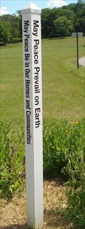 Image for Peace Pole - Thompson Station, TN