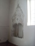 Image for Piscina - Church of St James the Great, Stocks Green, Castle Acre, Norfolk, PE32 2AA