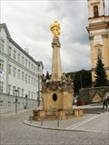 Image for Plague Column - Sternberk, Czech Republic