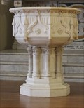 Image for Baptismal Font -- Cathedral Shrine of the Virgin of Guadalupe -- Dallas TX