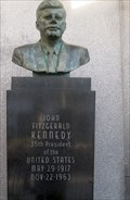 Image for John F. Kennedy Bust - Atlantic City, NJ