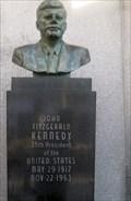 Image for John F. Kennedy Bust - Atlantic City, NJ