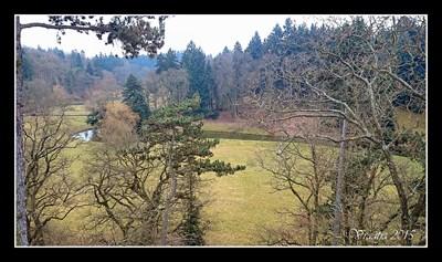 Gloriette in Pruhonice Chateau Park - Pruhonice
