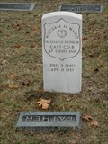 Image for CAPT William H Ward - Highland Park Cemetery - Kansas City, Ks