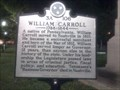 Image for William Carroll - 3A 106