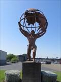 Image for Atlas Statue - Sacramento, CA