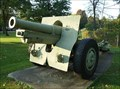 Image for Albion Park Howitzer - Albion, WI