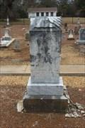Image for Richard N. Jordan - Wesley Chapel Cemetery - Van Zandt County, TX