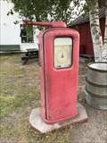Image for Gasoline Pump - Open-air museum Hägnan - Luleå, Sweden