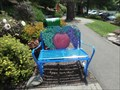 Image for Apple Bench - Story Garden, Binghamton, NY