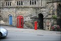 Image for East Gate phone box, Warwick, UK