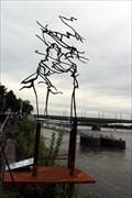 Image for Figuren auf dem Weg - Rheinufer Bonn, Germany