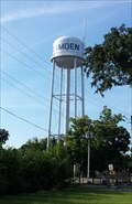 Image for Water Tower - Camden, Alabama