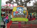Image for Peanuts Characters Carrousel - Canada's Wonderland - Vaughan, ON