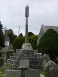 Image for St Illtyd's - Churchyard Cross - Llantwit Major - Vale of Glamorgan, Wales.
