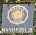 """Image for """"Manti Post 31"""" ~ Manti, Utah"""