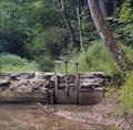 Image for Historic Bush Mill Sluice Gate - Scott County, Virginia - USA.