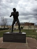 Image for Oklahoma Sooner Heisman Trophy Winner Sam Bradford - Norman, OK