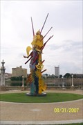 Image for Tribute to the Volunteer Spirit by Albert Paley - Lakeland