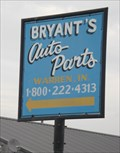 Image for Bryant's Auto Parts - Warren, IN