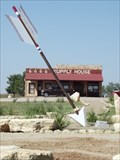 Image for Quanah Parker Trail Arrow - Guthrie, TX