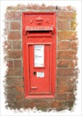 Image for Victorian Post Box - The Street, Frogham, Kent.