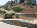 Image for Flechters cove Wall Mosaic - Solana Beach, CA