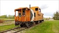Image for CPR Caboose 434487 - Rowley, AB