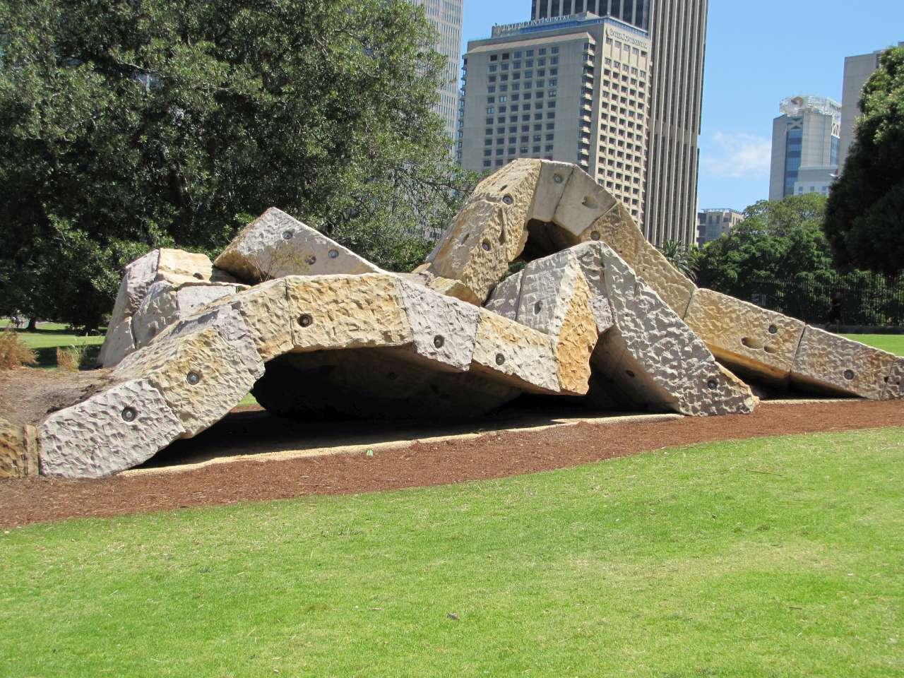Wurrungwuri royal botanic garden sydney australia for Landscape gardeners sydney
