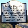 Image for Family Homesite Colonel Thomas W. Ferebee