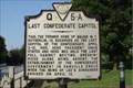 Image for Last Confederate Capitol