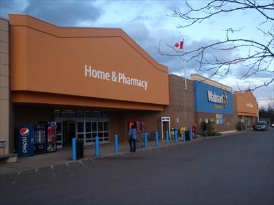 Wal*Mart Supercentre #3043 - Midland Avenue - Kingston, Ontario ...