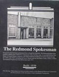 Image for The Redmond Spokesman - Redmond, OR