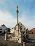 Image for Marian Column, Hosteradice, Czech Republic