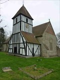 Image for St Peter's Church, Pirton, Worcestershire, England