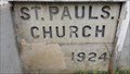 Image for 1924 - St. Paul's Cathedral - Kamloops, BC