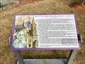 Image for Austin T. Levy - Rhode Island historical marker - Burrillville, Rhode Island