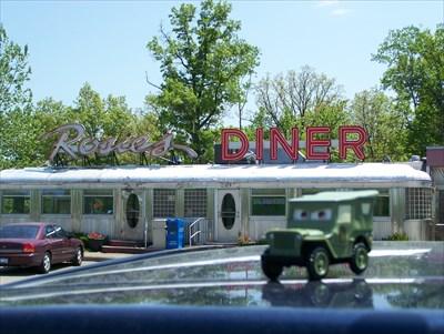 Rosies Diner Dinerland Rockford Mi Dining Car Restaurants On
